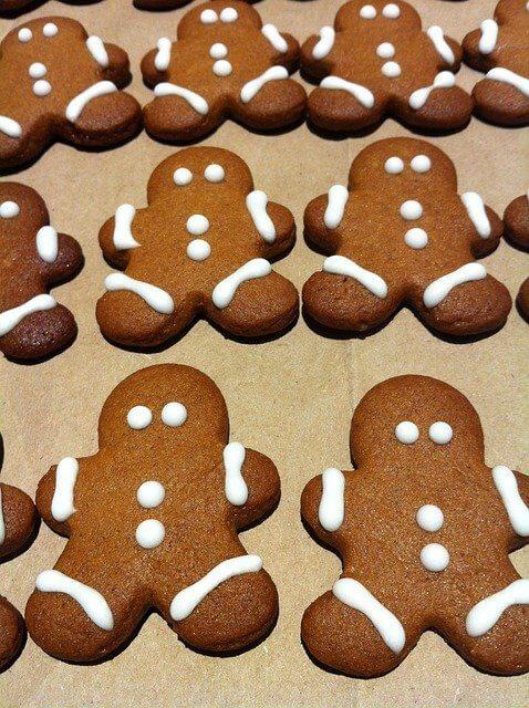 Glutenfreies Weihnachtsgebäck.Veganes Und Glutenfreies Weihnachtsgebäck 1 Lebkuchen
